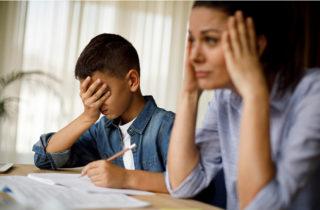 Técnicas para reducir el estrés escolar en tu hijo