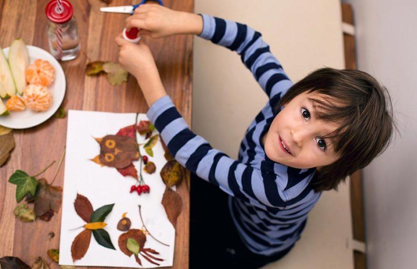 Manualidades de otoño divertidas y fáciles