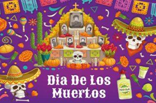 Cómo explicarle el significado del altar de Día de Muertos a tu hijo