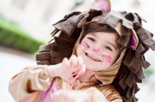 Disfraces divertidos de Halloween para tu bebé