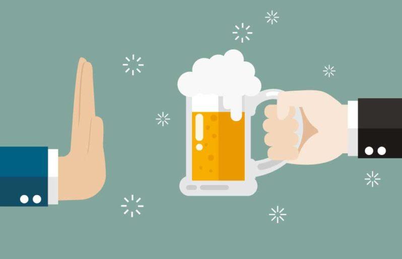 Por qué el hombre no debe tomar alcohol 6 meses antes de la concepción