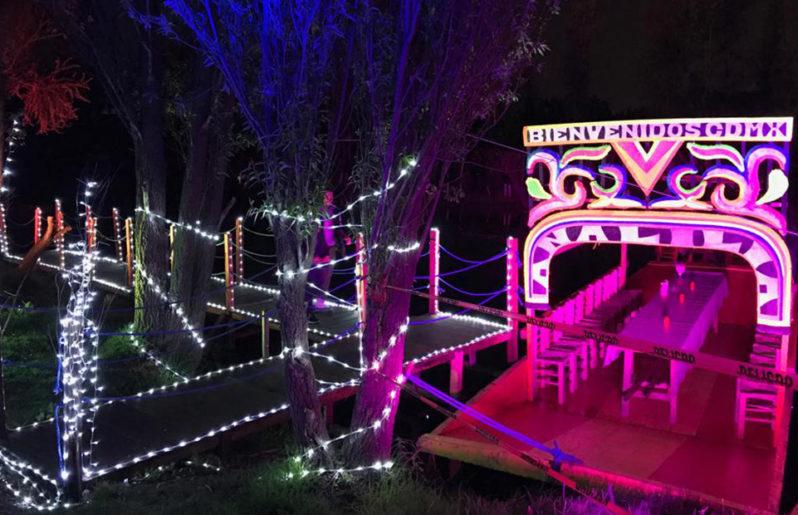 Actividades navideñas en CDMX 2019