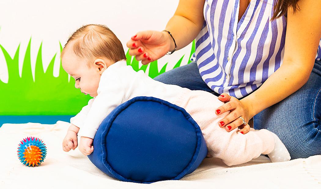 Estimulación para bebés de 4 meses