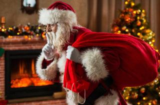 ¿Qué hacer si tu hijo descubre a Santa Claus?