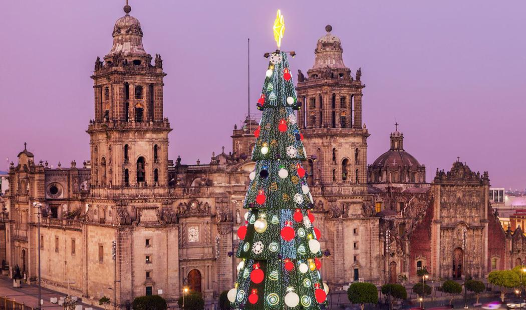 1 Zócalo - Ciudad de México