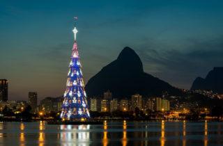 Los árboles de Navidad más deslumbrantes del mundo