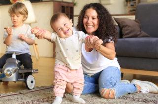 Los cerebros de padres e hijos se sincronizan cuando juegan juntos