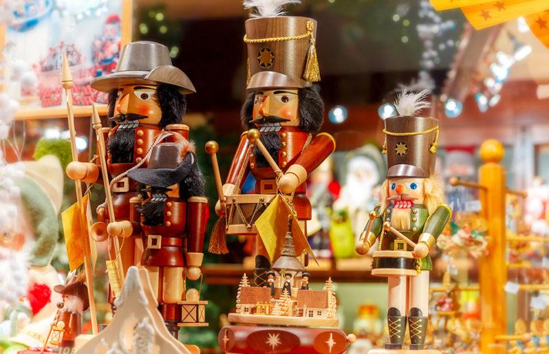 Mercados donde los Reyes Magos compran los juguetes