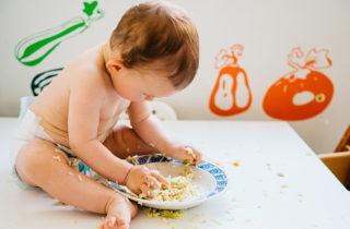 Método Baby-Led Weaning forma bebés más inteligentes