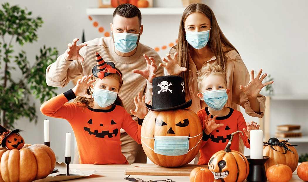 Ideas para celebrar Halloween y Día de Muertos durante la pandemia
